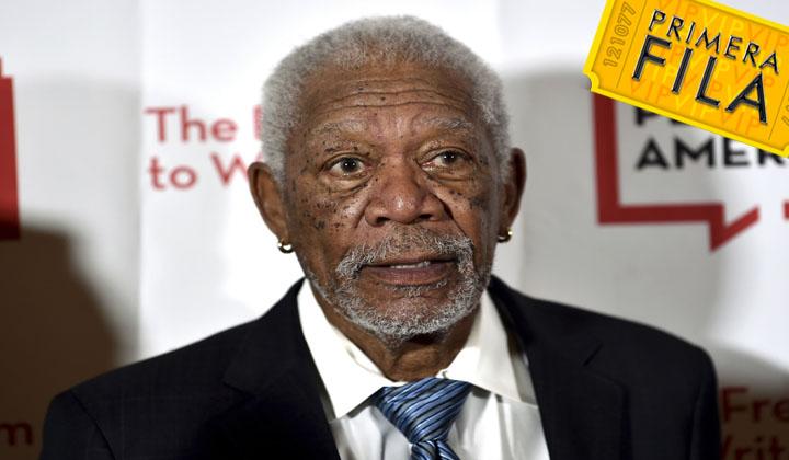 Ocho mujeres señalan a Morgan Freeman por acoso sexual