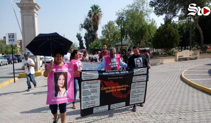 Llega a Torreón la Caravana de la Realidad del Norte