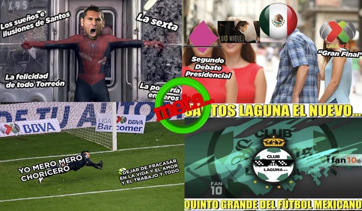 Los memes de la final entre Santos vs Toluca