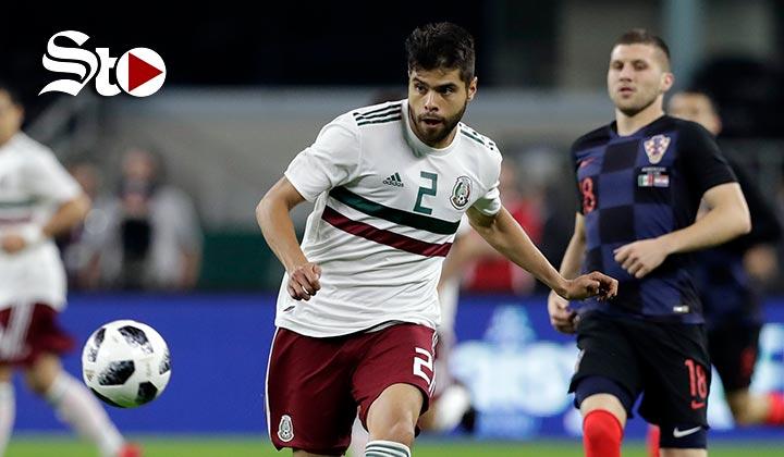 Osorio anuncia prelista para el Mundial; va Araujo
