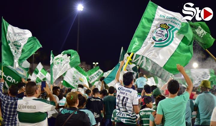 Gómez Palacio vigilará festejos por final del Santos