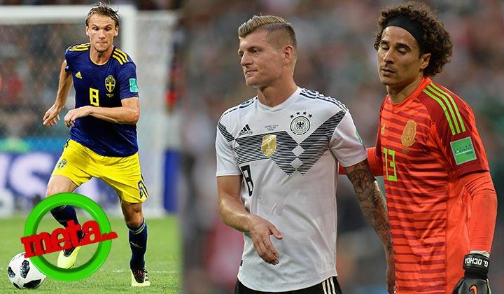 Resultados que dejarían a México sin Mundial