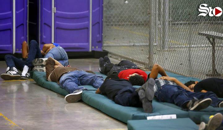 Condenan separación de niños migrantes en EU