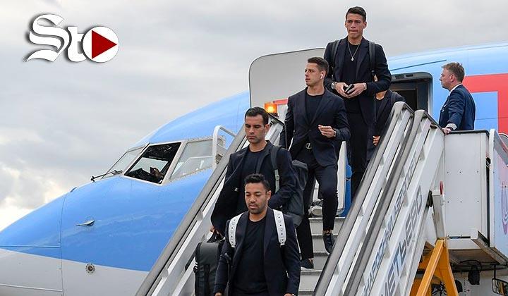 La Selección Mexicana ya está en Rusia