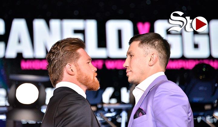 Canelo Álvarez y Golovkin pelearán el 15 de septiembre