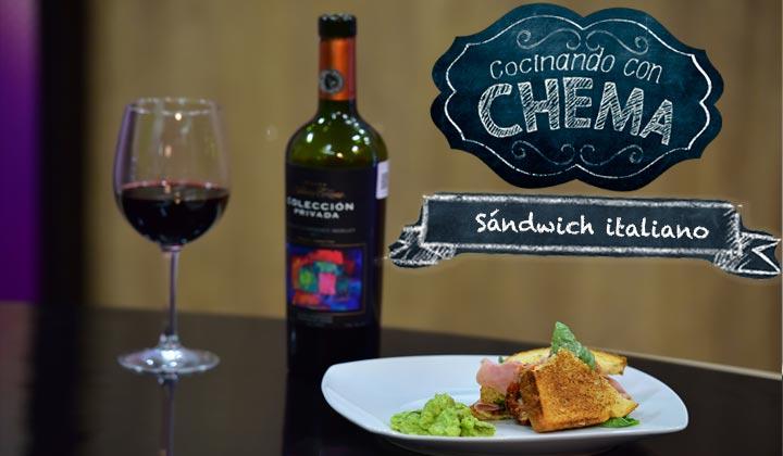 ¡Prepara un rápido y delicioso Sándwich Italiano!