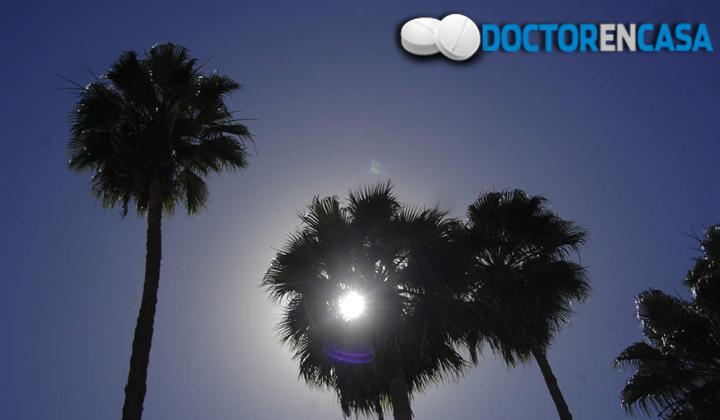 Riesgos de una exposición prolongada al sol