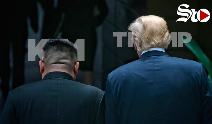 Desnuclearización de Corea del Norte será inmediata: Trump