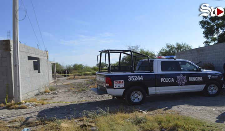 Hallan joven muerto en ejido Ana de Torreón