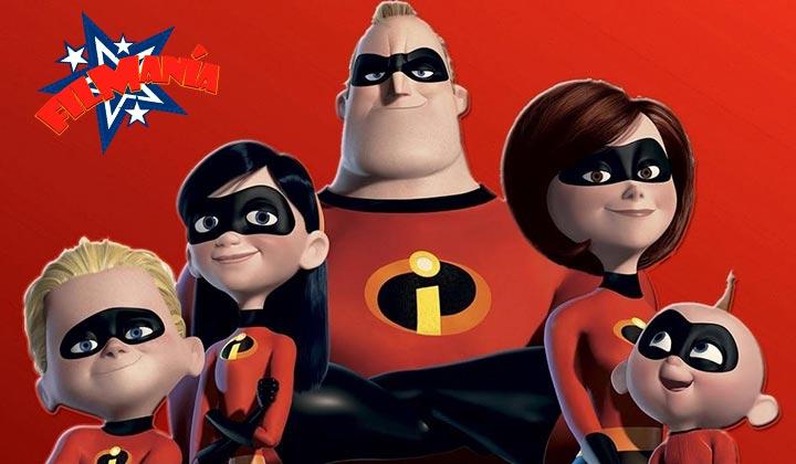 Una película INCREÍBLE para toda la familia