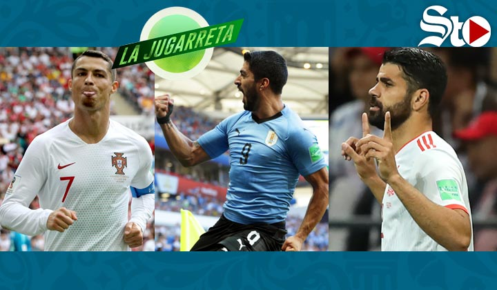 Ronaldo sigue con racha de goles