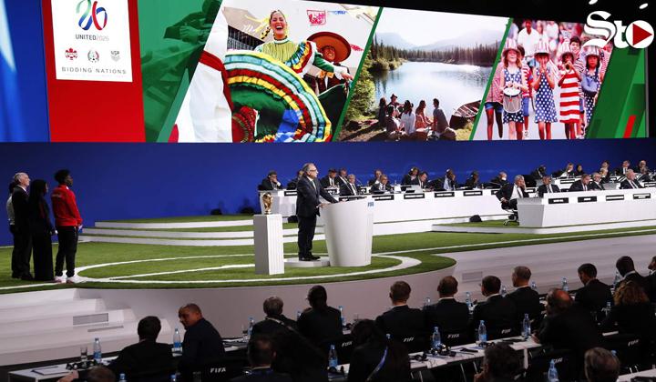 Mundial de 2026 será en México, Canadá y EU
