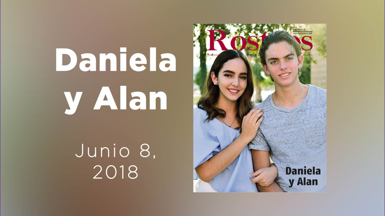 Te presentamos a Daniela y Alan en nuestra galería animada de Ro