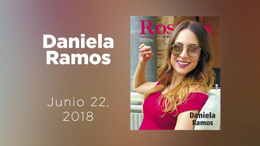 Conoce a Daniela Ramos en la galería animada de Rostros