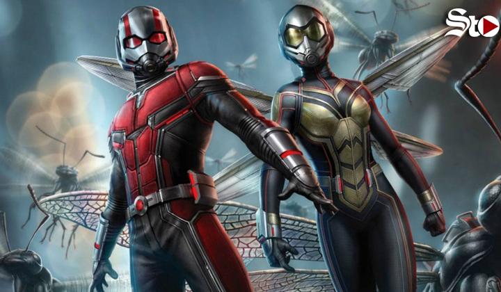 Lo que debes conocer de Ant-Man y Wasp