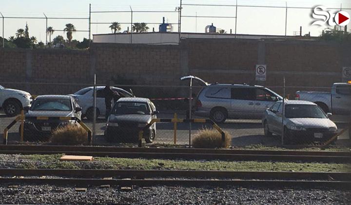 Matan a indigente frente a las vías del ferrocarril
