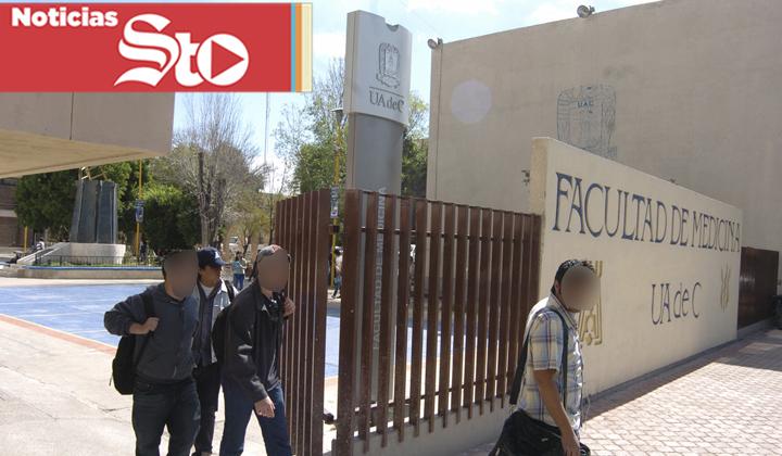 Cuerpos de desaparecidos pudieron ser usados en Facultad