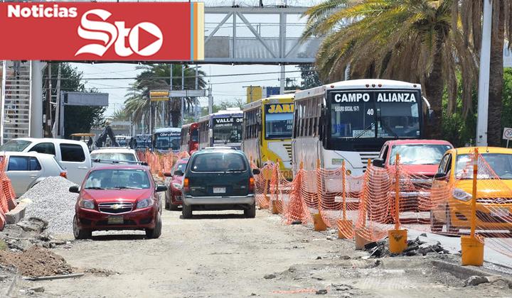 Piden nuevamente al Estado celeridad en obras de Metrobús