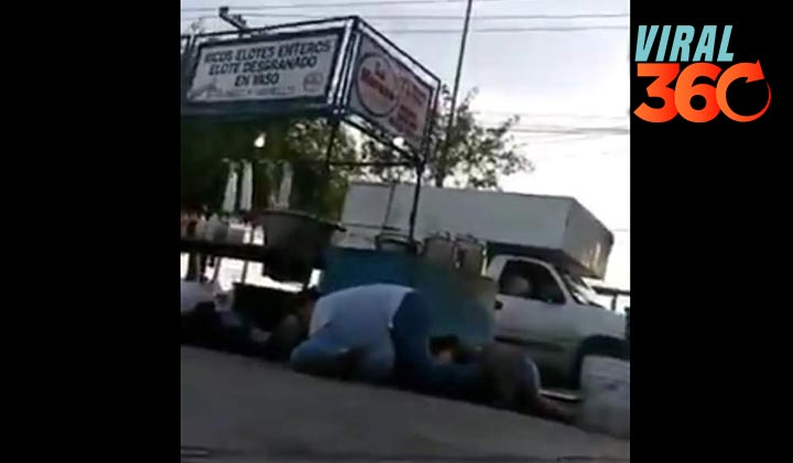 Balacera causa terror en Nuevo Laredo