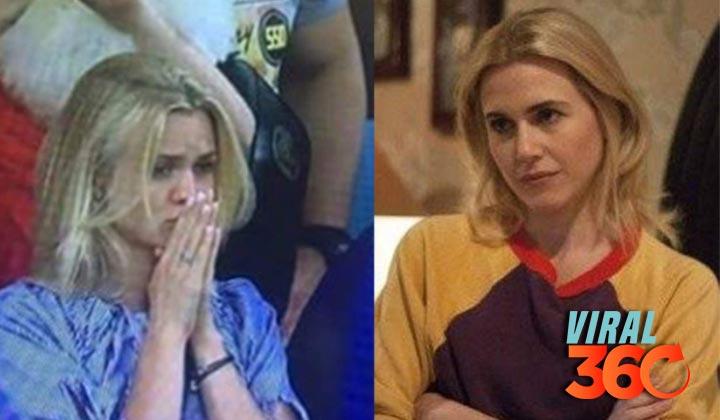 ¿La mamá de Luis Miguel en el mundial?