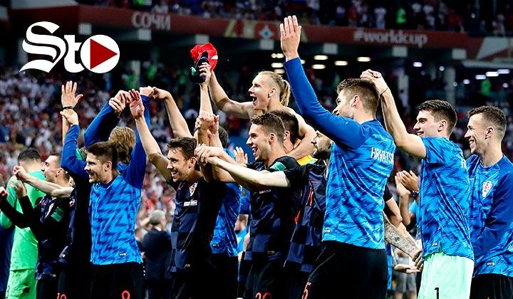 Croacia es el último semifinalista; cae Rusia en penales