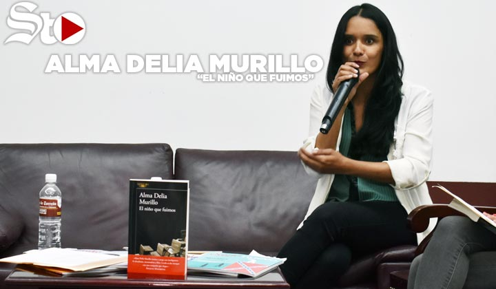 Alma Delia, la necia ternura de narrar
