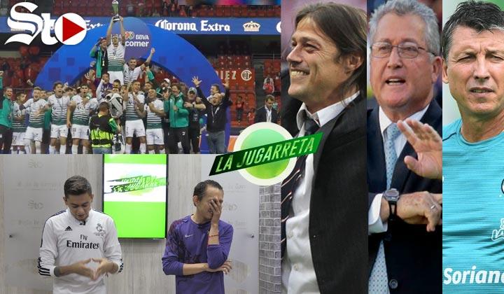 Apuesta por el nuevo seleccionador mexicano ¿A quién le vas?