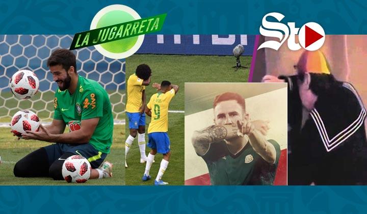 Layún pide respeto a los brasileños