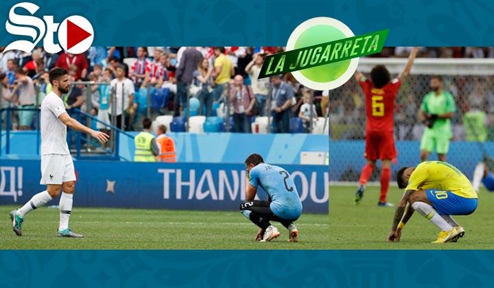 ¡Adiós Uruguay, adiós Brasil!