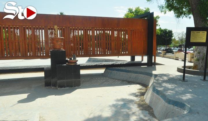 Tras daños, respetarán memoriales de desaparecidos