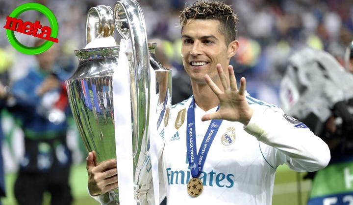 Cristiano Ronaldo se marcha a la Juventus