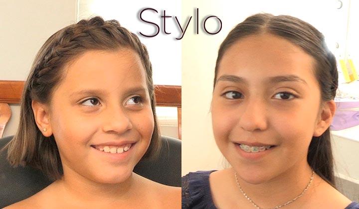 ¡Peinados fáciles y rápidos para el regreso a clases!