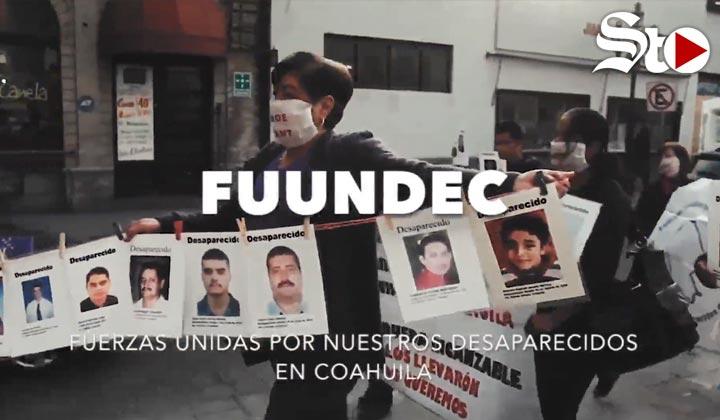 Fuerzas Unidad por Nuestros Desaparecidos en Coahuila