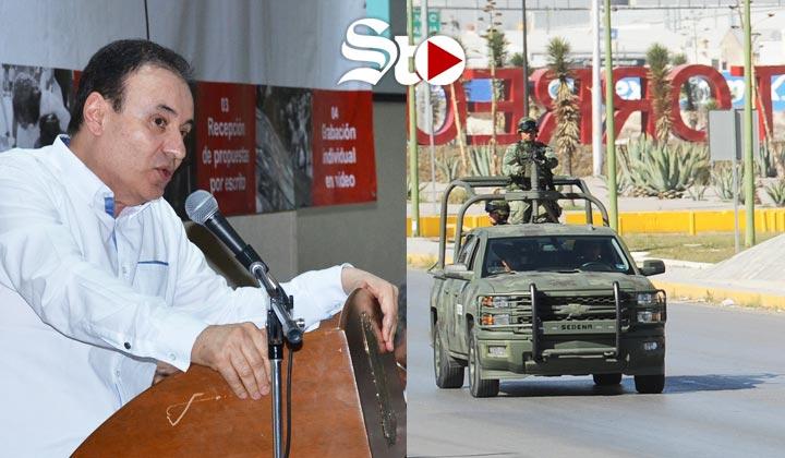'No habrá pactos con grupos criminales en el gobierno de AMLO'