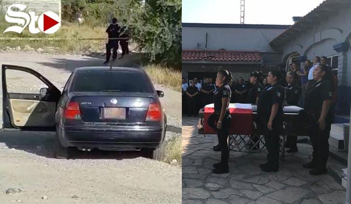 Policía presuntamente se suicida en Monclova