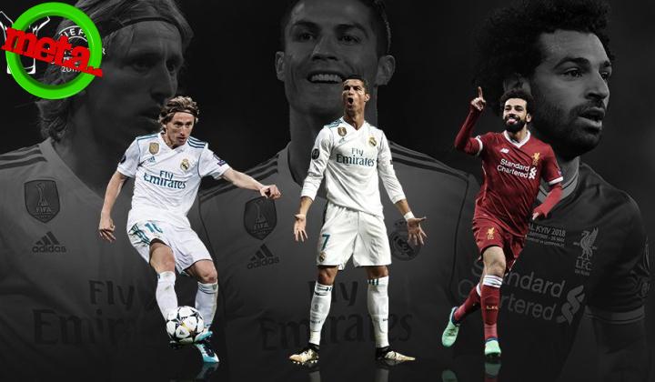 UEFA nomina a jugadores y se olvida de Messi