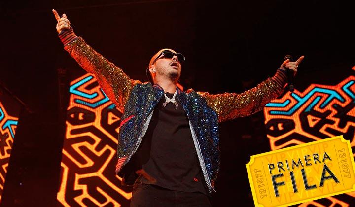 J Balvin lidera con 8 nominaciones en los Latin Grammy