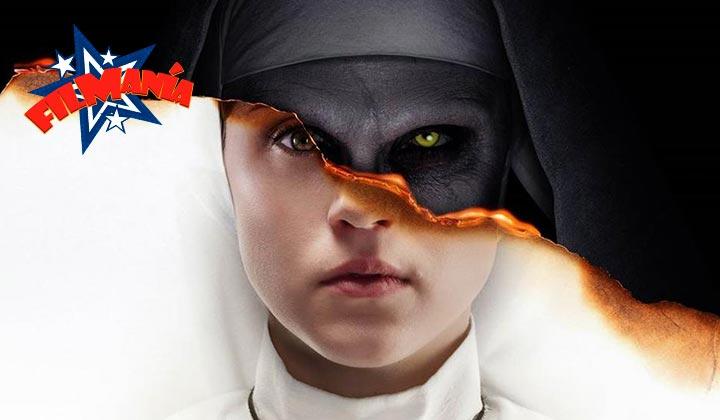La monja un filme nada religioso