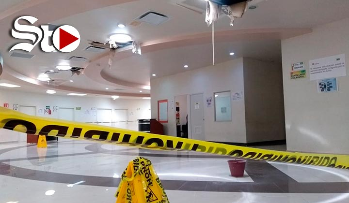 Minimizan daños importantes en Hospital General