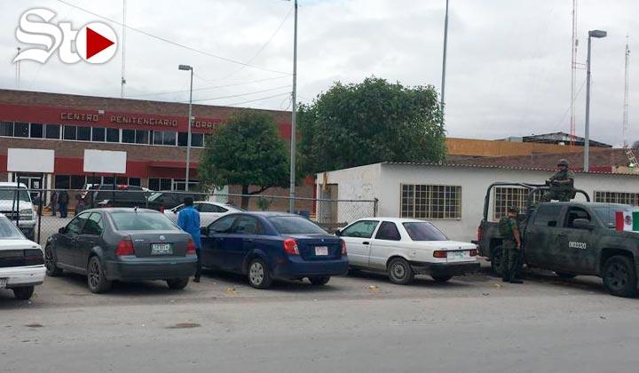 Se fugan dos reos de alta peligrosidad del Cereso de Torreón