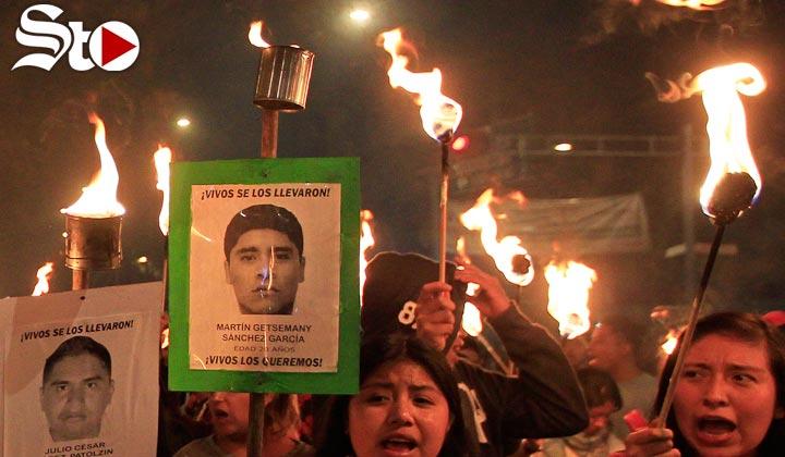 A 4 años de la desaparición de los 43 estudiantes de Ayotzinapa