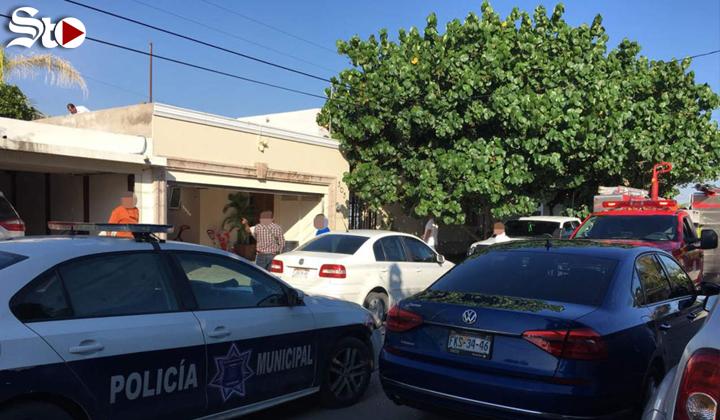 Explosión en domicilio deja dos mujeres lesionadas