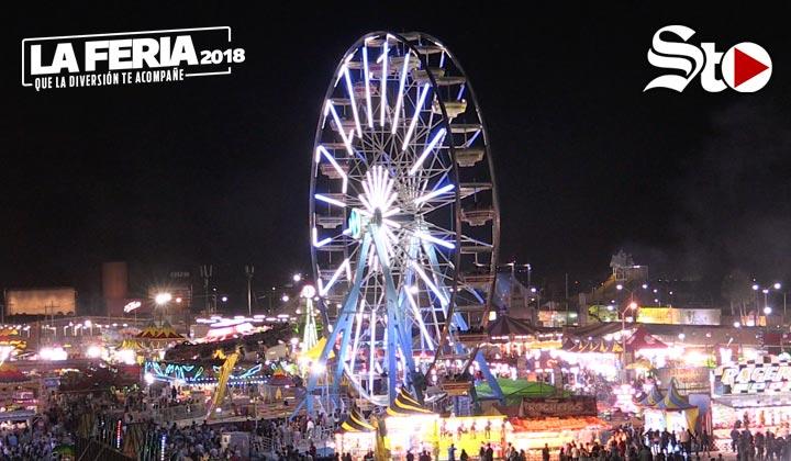 ¡Que inicie la diversión en la Feria de Torreón!
