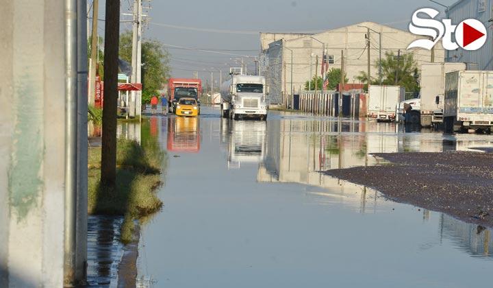 Piden liberar terrenos para poder invertir en drenaje pluvial