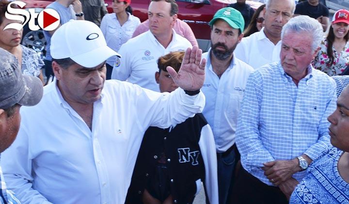 Alcalde de Torreón pide no 'amarrar navajas'