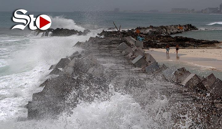 El huracán Michael sube a categoría 4