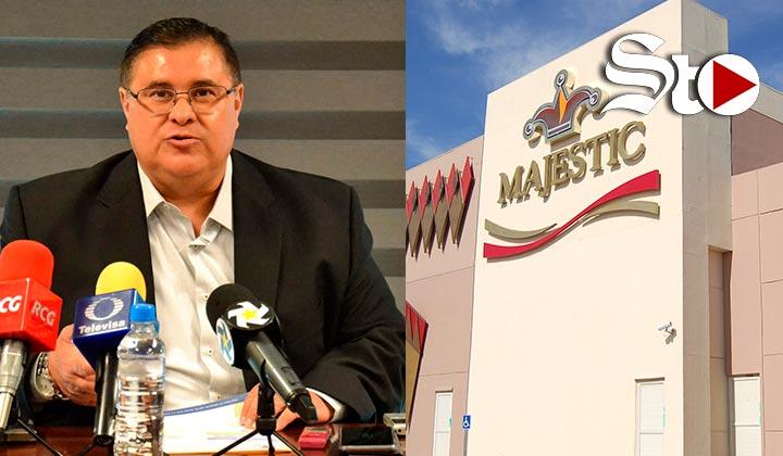 Licencia de casino fue por resolución de un juez: Lara Galván