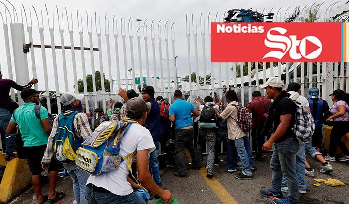 Caravana de Migrantes arribará a Coahuila
