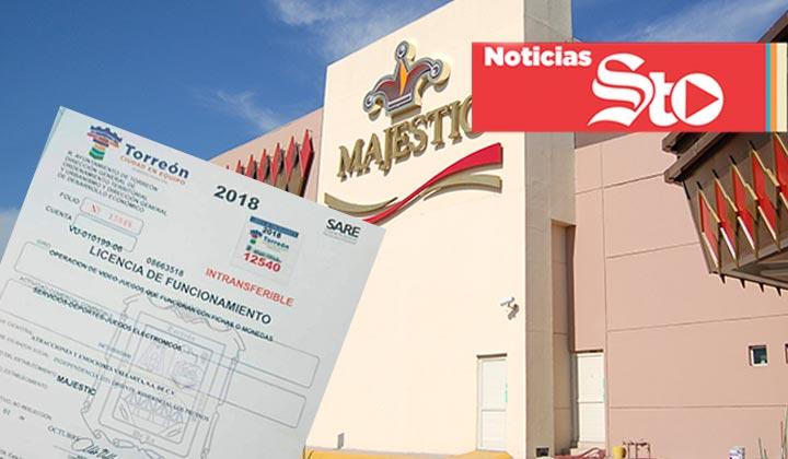 Crecen las dudas por licencia a casino de Torreón