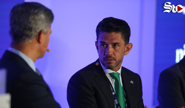 En Londres, Irarragorri destaca potencial de Liga MX